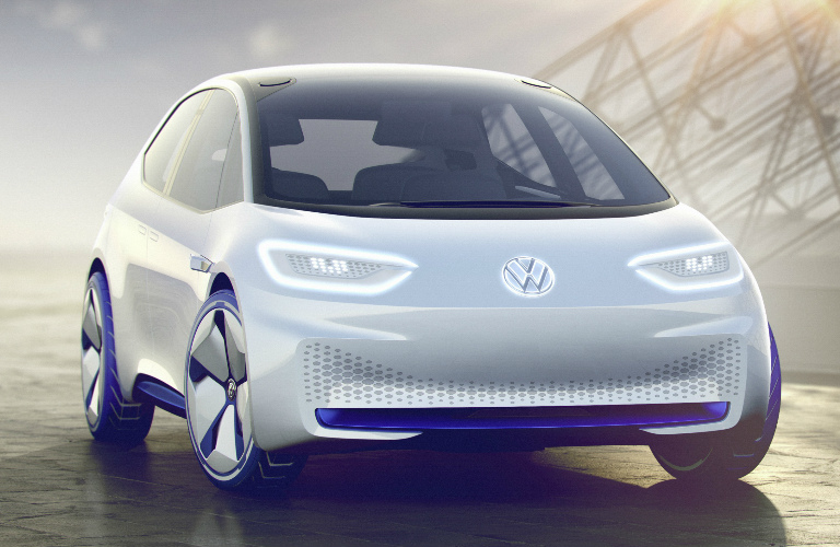 Volkswagen I.D. Automated Driving
