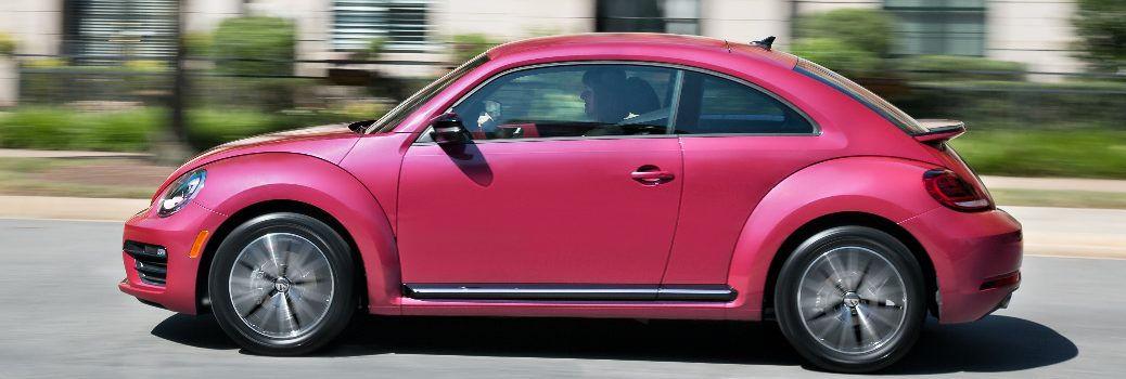 2017 Volkswagen PinkBeetle Orange County CA Release