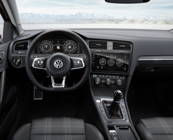 Multimedia Offered for 2018 VW Golf Discover Control