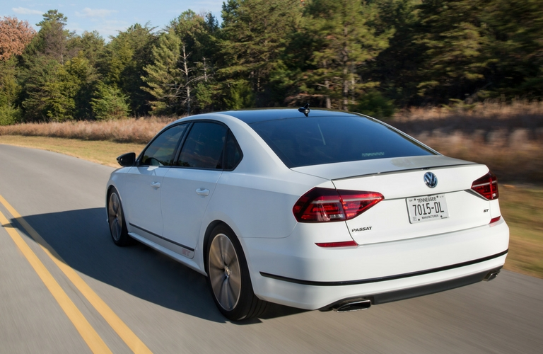 Design and Features of VW Passat GT