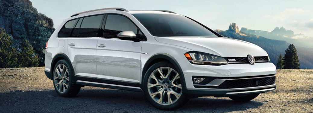 Best Volkswagen Golf Alltrack Instagram Photos