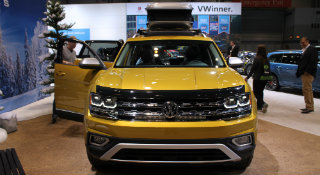 2018 atlas weekender edition Chicago Auto Show