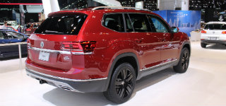 features of new 2018 atlas Chicago Auto Show