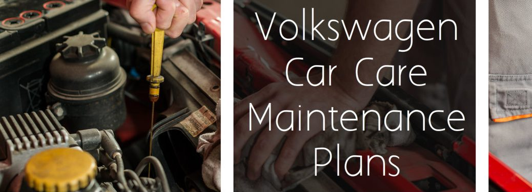 Volkswagen car care prepaid maintenance