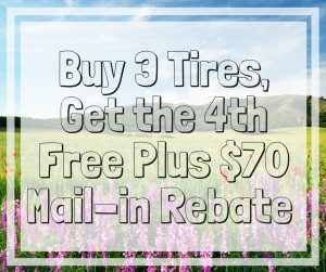 vw tire coupons