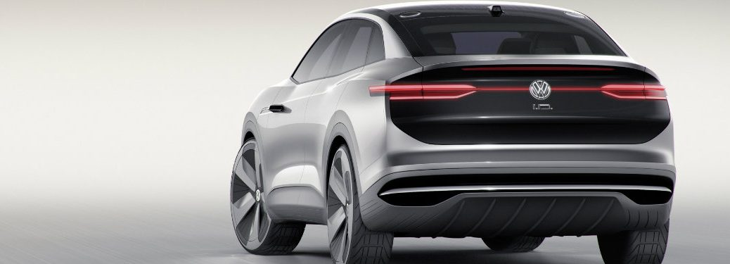 New VW Electric SUV Concept Revealed at Latest Auto Show