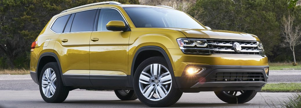 2018 Volkswagen Atlas On-Demand Test Drive and Amazon Prime Now
