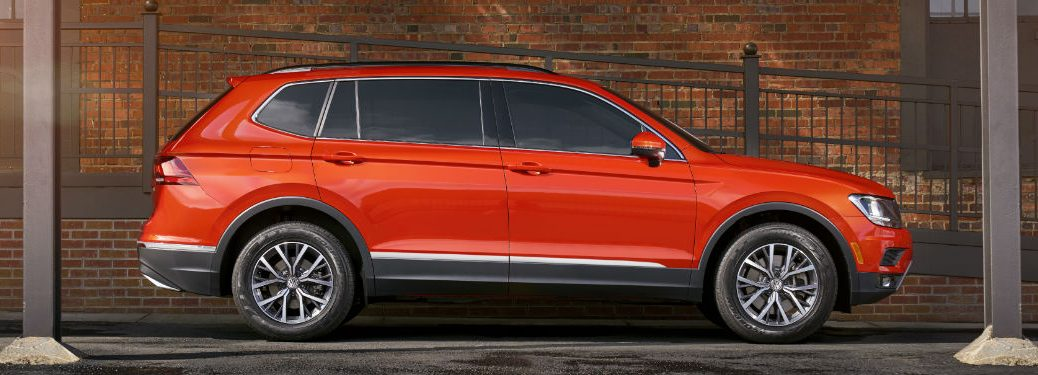 2018 VW Tiguan Receives Cars.com Best Compact SUV of 2017 Award