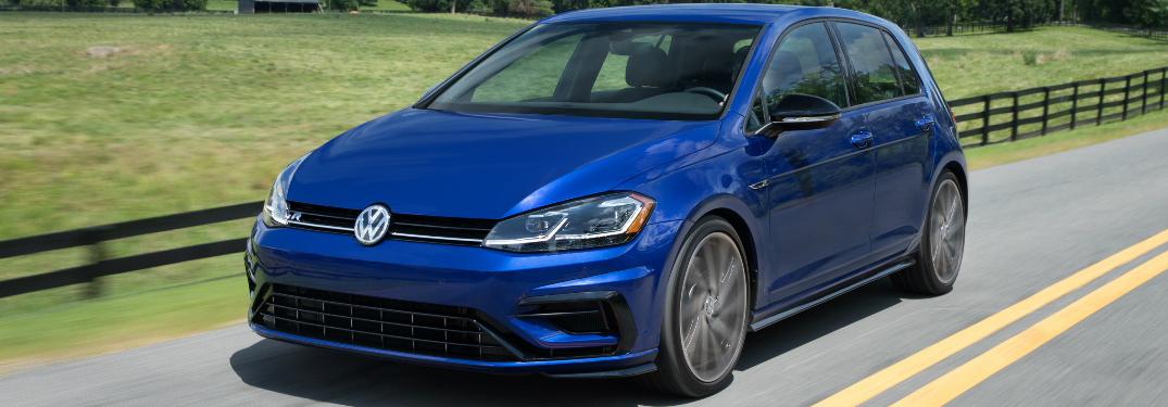 2018 Volkswagen Golf Models Win Car And