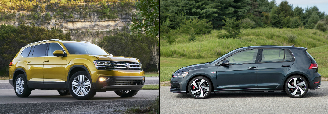 2018 Vw Atlas And Golf Gti Win Cars Com Best Of 2018 Awards