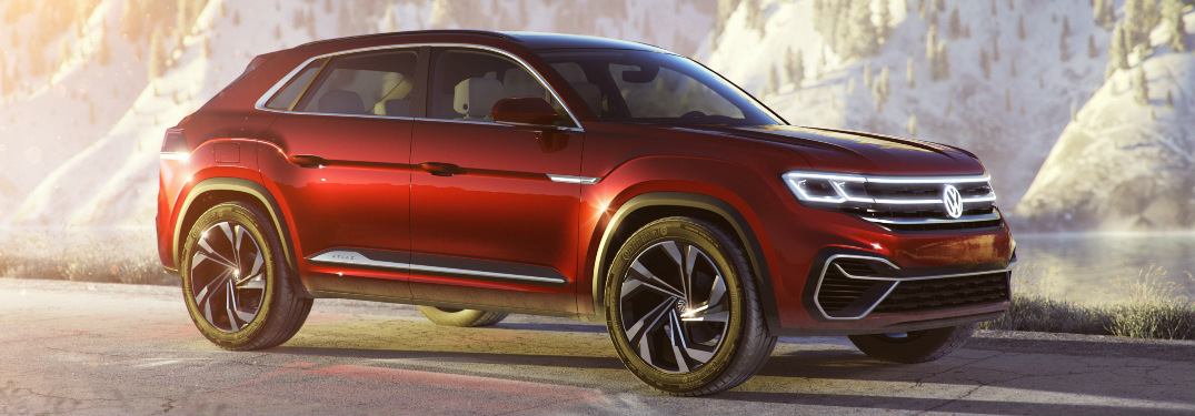 2019 Vw Atlas Cross Sport Debut Features And Release Date