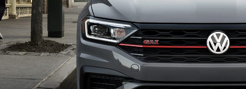 2020 Jetta GLI frontal close-up