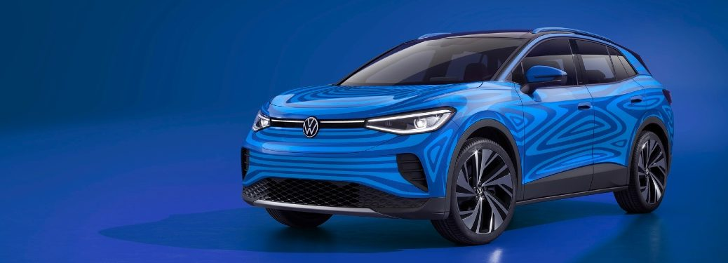 2021 VW ID.4 front view
