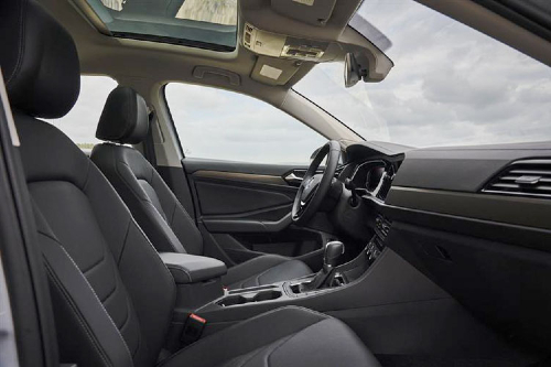 2020 Jetta cockpit showcase