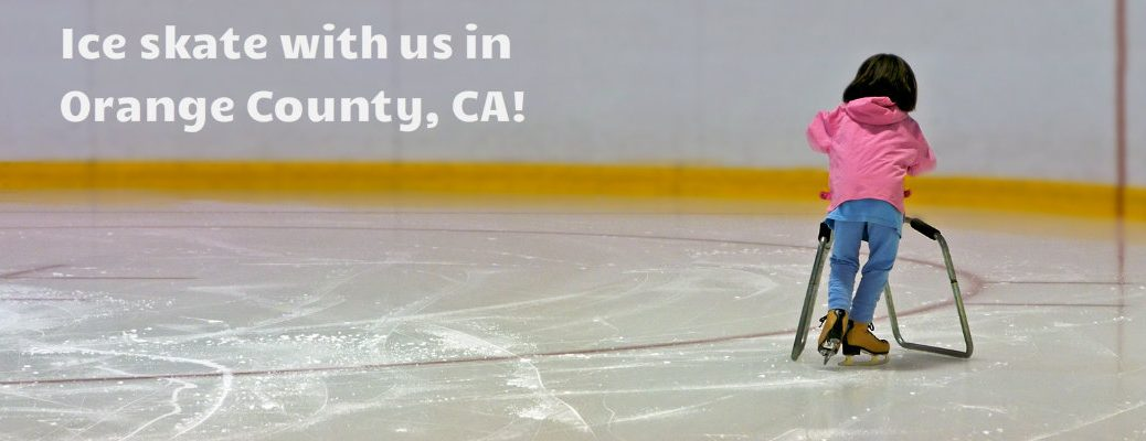 Best places to ice skate in Orange County CA