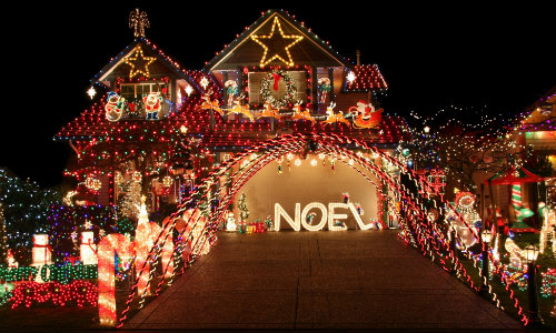 Christmas Light Displays In Orange County Ca