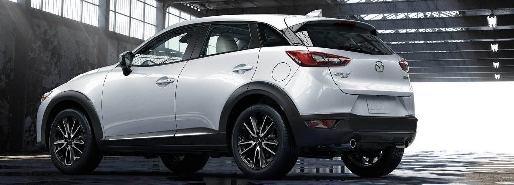 How Many Color Options Are There For The 2017 Mazda Cx 3