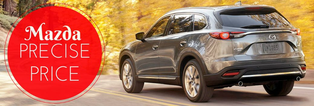 What is Mazda Precise Price?