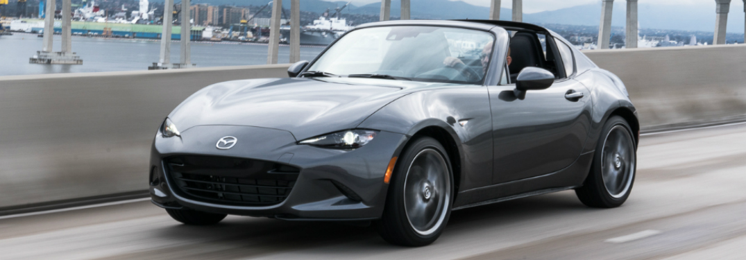 What is the pricing and release date of the 2019 Mazda MX-5