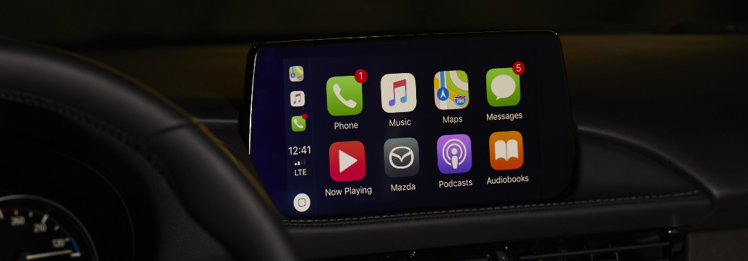 Can I get Apple CarPlay/Android Auto installed in a Mazda?