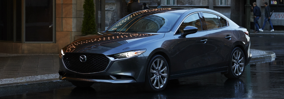 How much does the 2019 Mazda3 cost?
