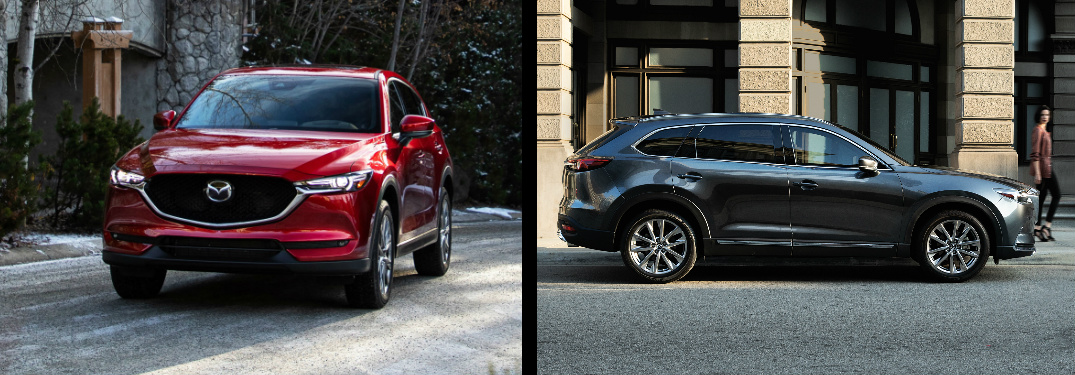 2019 Mazda CX-5 and CX-9 Win 10Best Trucks and SUVs Award