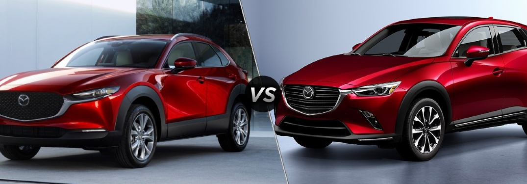 Difference Between Mazda3 And Mazda6 >> What's the difference between the 2020 CX-3 and 2020 CX-30?