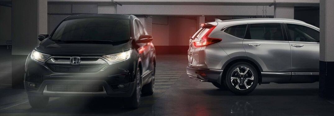 2019 Honda CR-V Available in 7 Exterior Colours at Steele Honda
