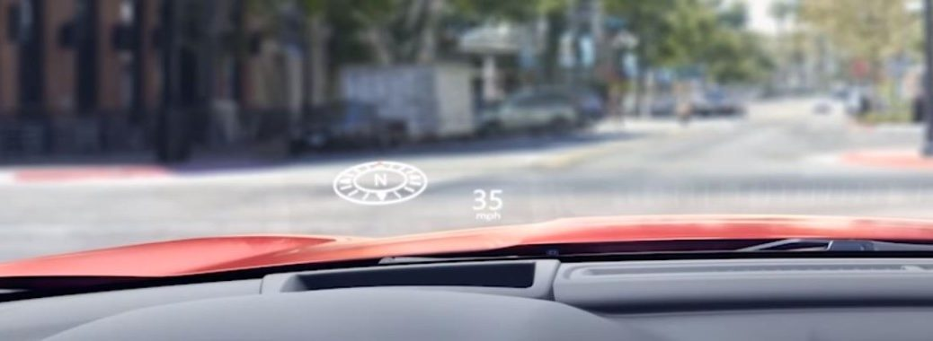 honda head-up display