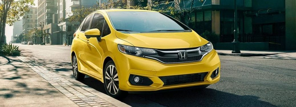 What Is The Interior Passenger Capacity Of The 2018 Honda Fit