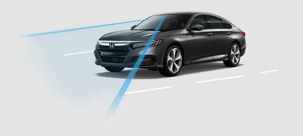 Honda Accord Sensing >> Which Honda Sensing Features Are Included On The 2018 Honda
