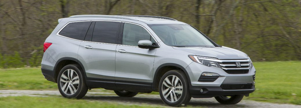 Honda Pilot 2018 >> How Much Storage Space Does The 2018 Honda Pilot Have
