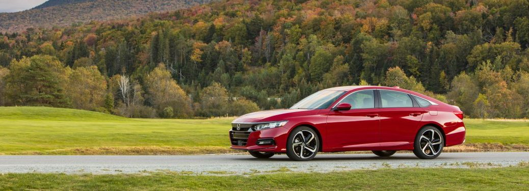 Honda Accord Official Site >> List Of 2019 Honda Accord Driver Assistance Features