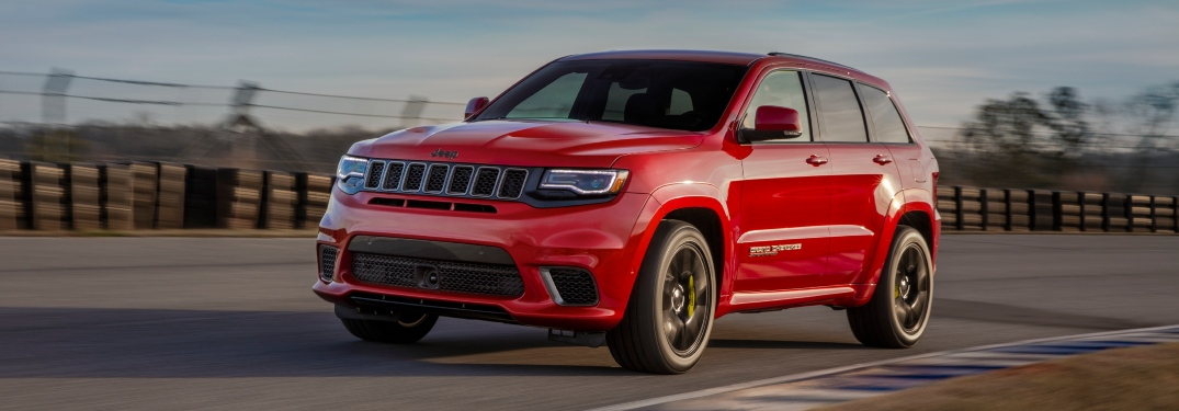 Performance Engine Lineup In The 2020 Grand Cherokee Classic
