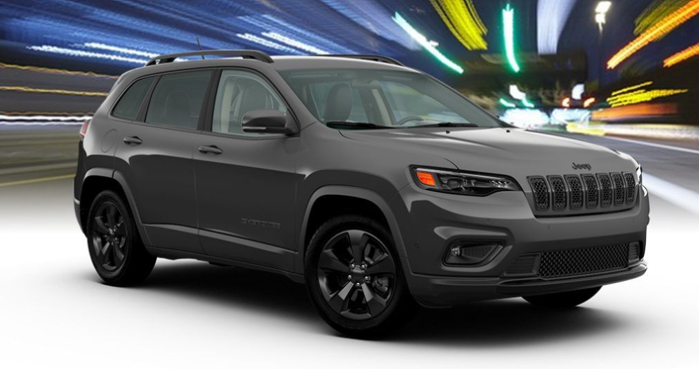 2020 Jeep Cherokee in Sting-Gray