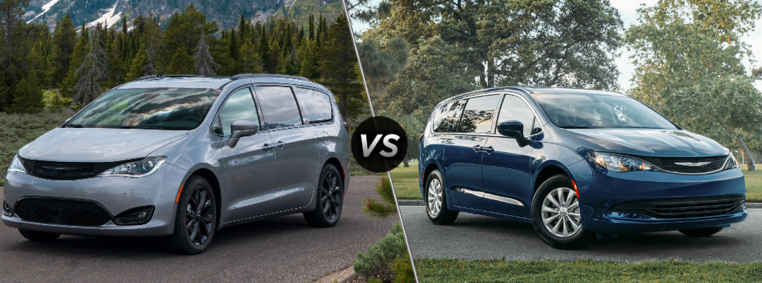 Which Chrysler Van is Right for My Family?