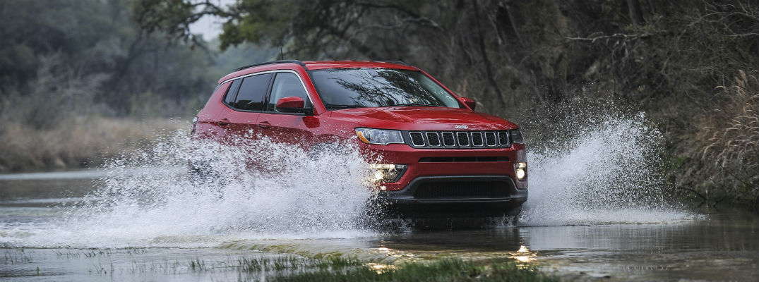 How Well Does the 2020 Jeep Compass Handle Off-Roading?