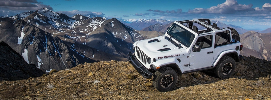 Tips and Tricks for Off-Roading Safely in a Jeep