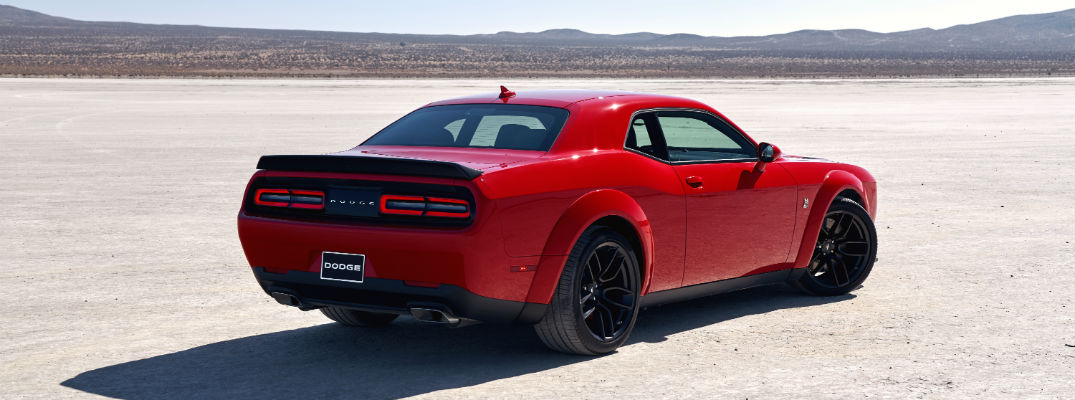 How Much Power Does the 2020 Dodge Challenger Have?