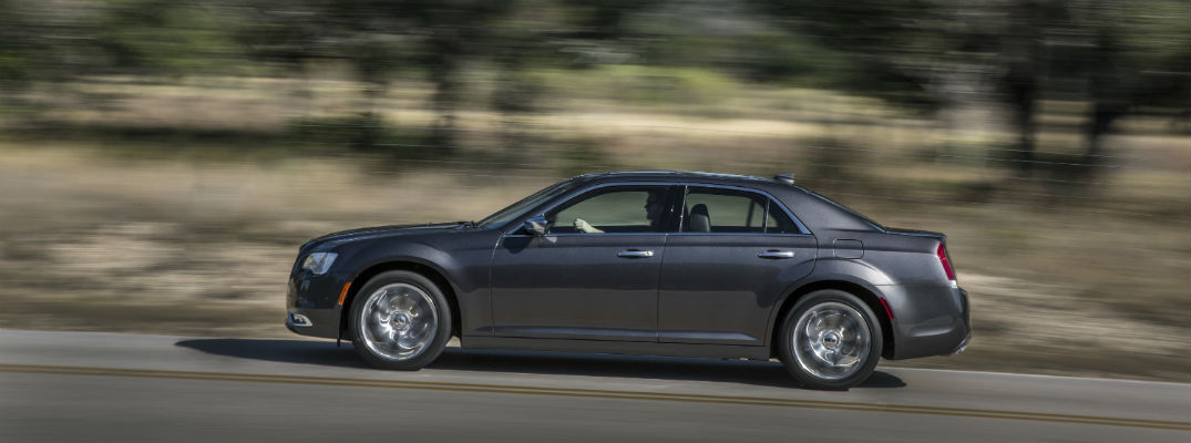What's New for the 2020 Chrysler 300?