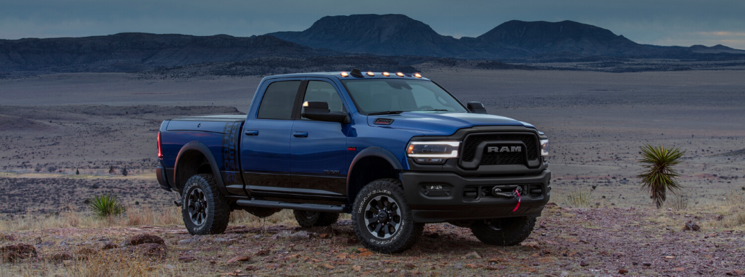 2020 Ram 2500 Power Wagon POV Drive and Off-Road Test