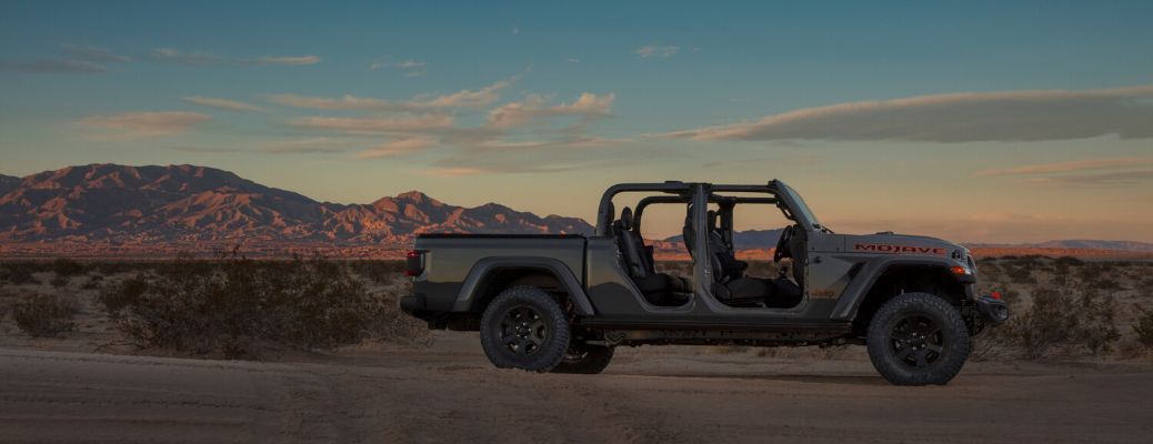 2020 jeep gladiator easter eggs tour video | classic cdjrf