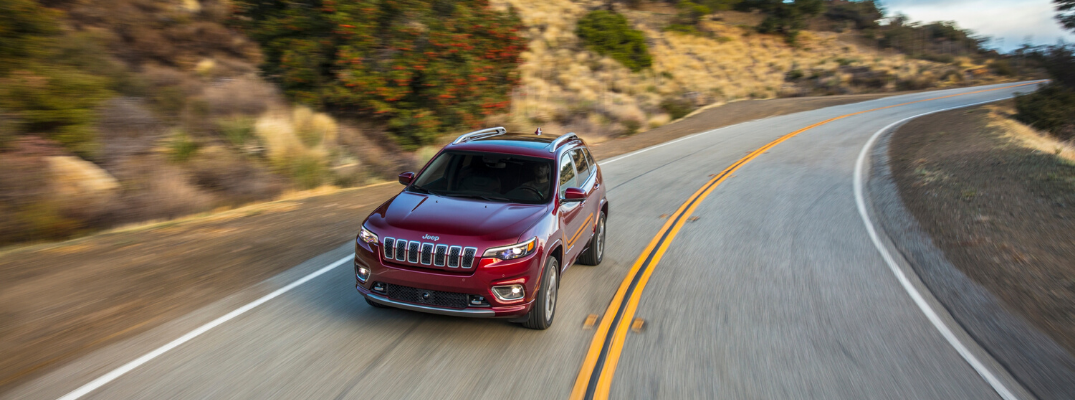 How Much Can I Tow With a 2020 Jeep Cherokee?