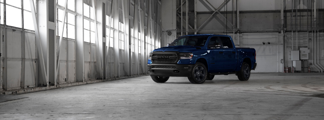 Ram Honors United States Armed Forces with Built to Serve Trucks