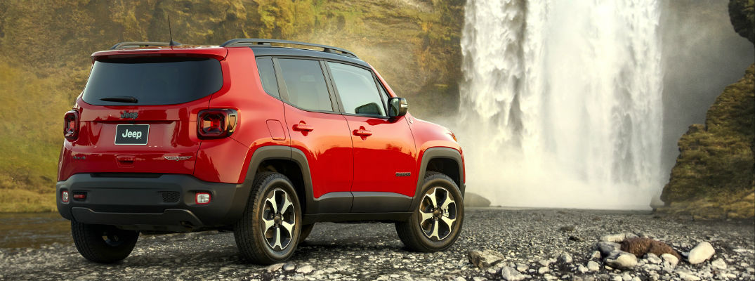 Why Should I Buy a Jeep Renegade?