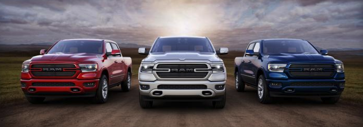 Introducing The 2020 Ram 1500 Laramie Southwest Edition, Available in Texas