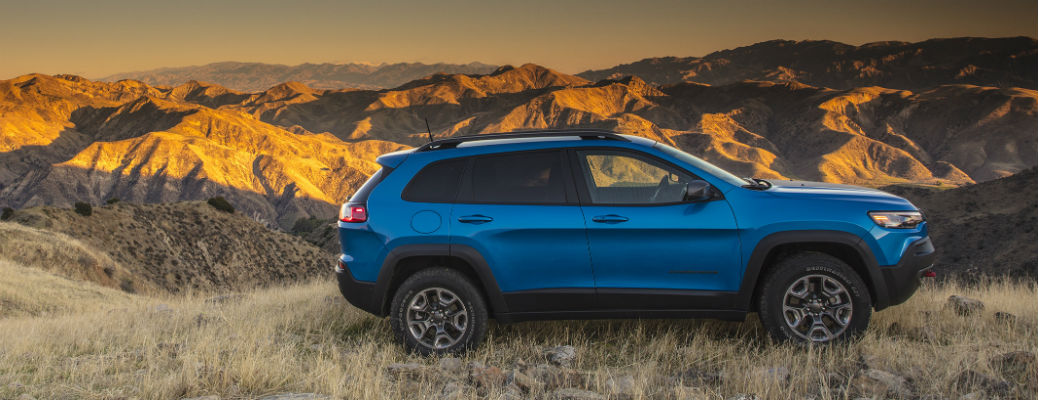 What's New for the 2021 Jeep Cherokee?