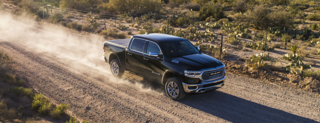 2021 Ram 1500 Expands Trophy Case with Car and Driver Win