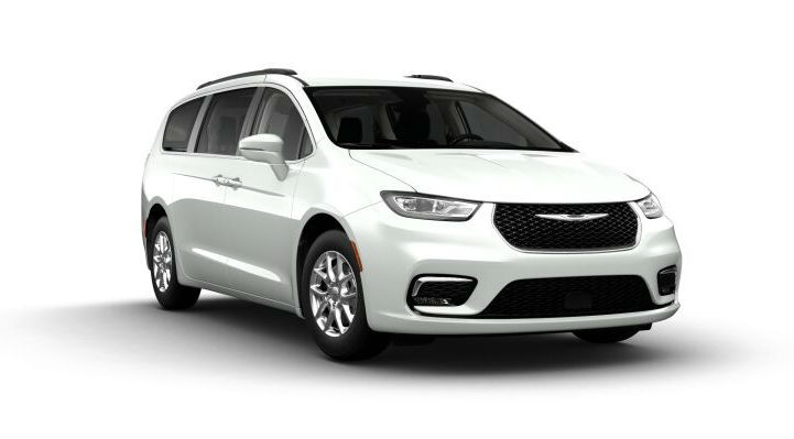 2021 Chrysler Pacifica in Bright White