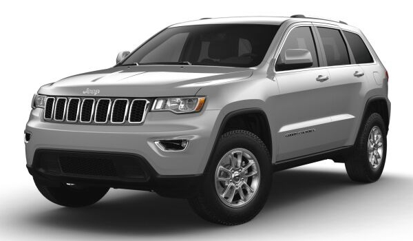 2021 Jeep Grand Cherokee in Sting Gray